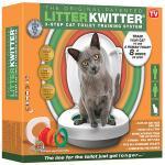 Litter Kwitter Автоматический туалет - система приучения к туалету